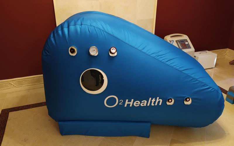 барокамера O2 Health ST1700 сидячая